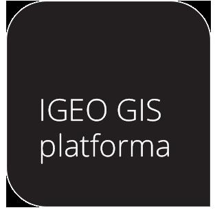 IGEO GIS platforma